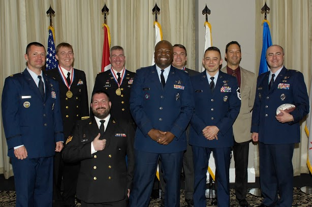 The winners and nominees of the 2014 NORAD and USNORTHCOM Missile Warning and Defender of the Year Awards