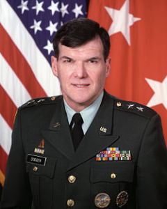 Lt. General Larry J. Dodgen, (Ret) Former Commander Space and Missile Defense Command United States Army