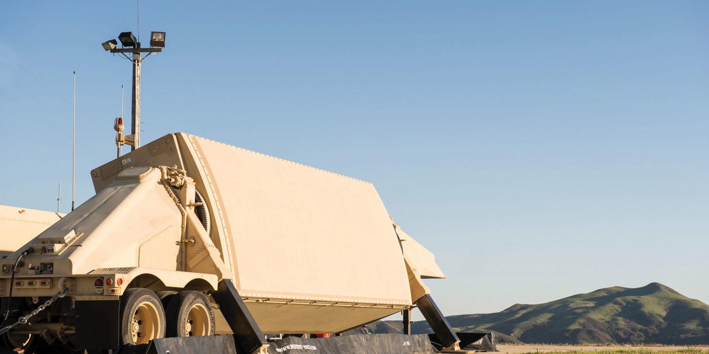 Army/Navy Transportable Radar Surveillance (AN/TPY-2) – Missile