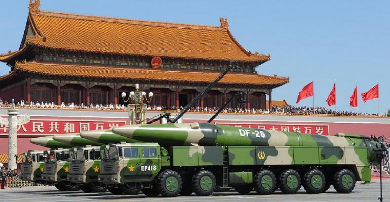 Resultado de imagen de Dongfeng-26,