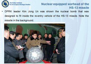 DPRK leader and nuke