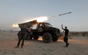 libya rockets