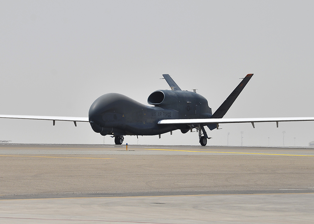 Missile Defense Advocacy Alliance 187 Global Hawk Unmanned